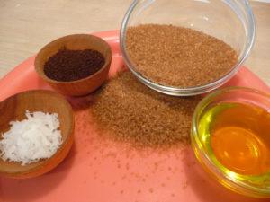 Как приготовить скраб для тела из кофе и меда