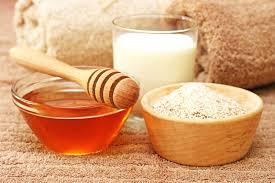 Как сделать скраб из соли и меда для лица в домашних условиях