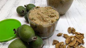 Лучшие рецепты фейхоа с медом и орехами