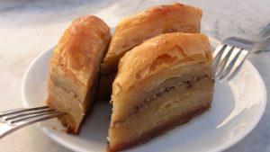 Лучшие рецепты приготовления медовой пахлавы