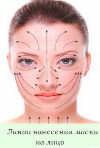 Как наносить маску для лица с алоэ и медом