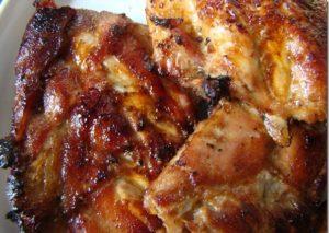 Как приготовить свиные ребрышки с медом в духовке
