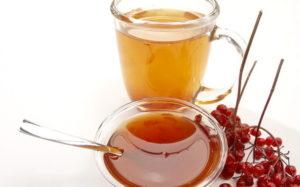 Как применять калину с медом от давления