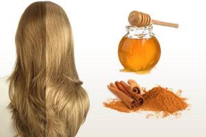 Как применять маску с корицей и медом для роста волос